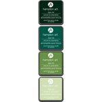Hampton Art - Ink Pad - Mint Julep - 4 Pack