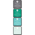 Hampton Art - Ink Pad - Tealoholic - 4 Pack