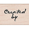 Hero Arts - Woodblock - Wood Mounted Stamps - Created By