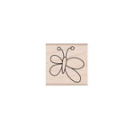 Hero Arts - Woodblock - Wood Mounted Stamps - Little Butterfly