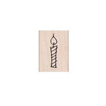Hero Arts - Woodblock - Wood Mounted Stamps - Candle