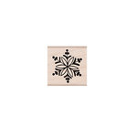 Hero Arts - Woodblock - Wood Mounted Stamps - Little Snowflake