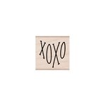 Hero Arts - Woodblock - Wood Mounted Stamps - XOXO