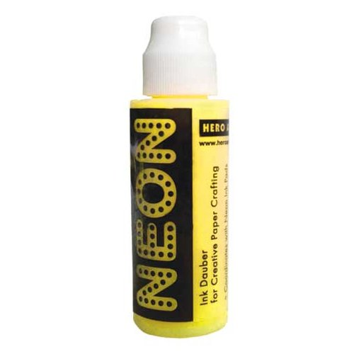 Hero Arts - Ink Dauber - Neon Yellow