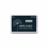 Hero Arts - Hero Hues - Dye Ink Pad - Black