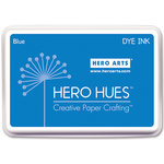 Hero Arts - Dye Ink Pad - Blue