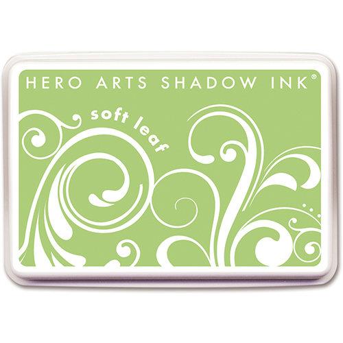 Hero Arts - Dye Ink Pad - Shadow Ink - Soft Leaf
