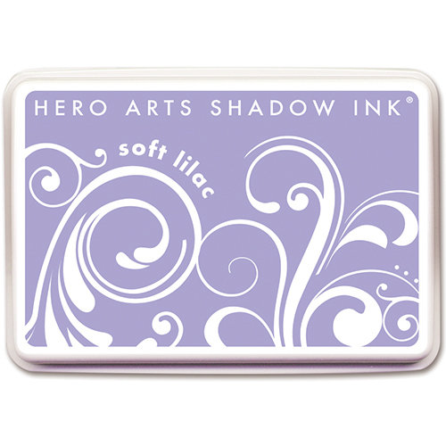 Hero Arts - Dye Ink Pad - Shadow Ink - Soft Lilac