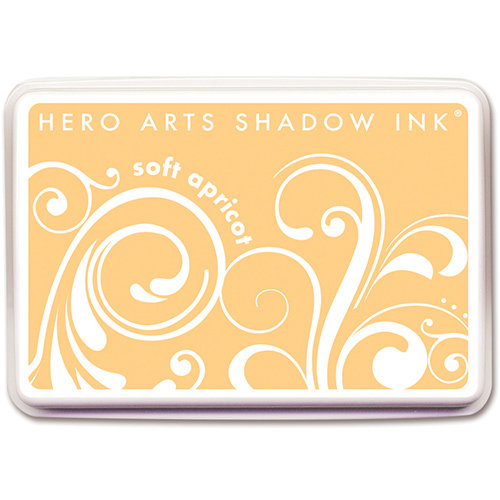 Hero Arts - Dye Ink Pad - Shadow Ink - Soft Apricot