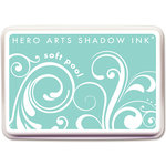 Hero Arts - Dye Ink Pad - Shadow Ink - Soft Pool