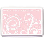 Hero Arts - Dye Ink Pad - Shadow Ink - Soft Pink