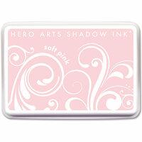 Hero Arts - Dye Ink Pad - Shadow Ink - Soft Pink