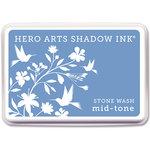 Hero Arts - Dye Ink Pad - Shadow Ink - Mid-Tone - Stone Wash