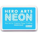 Hero Arts - Dye Ink Pad - Neon Blue