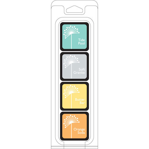 Hero Arts - Ink Cubes Pack - Summer Splash