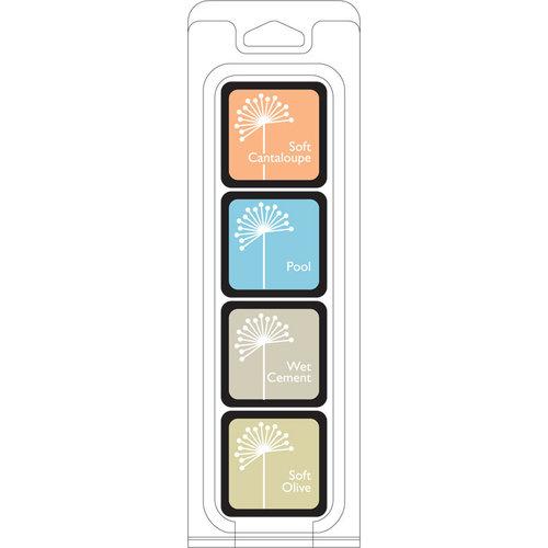 Hero Arts - Ink Cubes Pack - Just Beachy