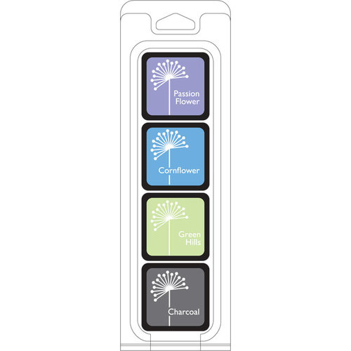 Hero Arts - Ink Cubes Pack - Field Notes