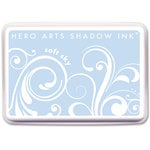 Hero Arts - Dye Ink Pad - Shadow Ink - Soft Sky