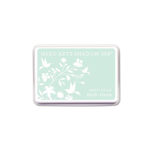 Hero Arts - Dye Ink Pad - Shadow Ink - Mid-Tone - Mint Julep