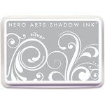 Hero Arts - Dye Ink Pad - Shadow Ink - Silver