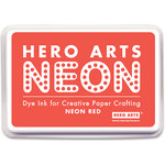 Hero Arts - Dye Ink Pad - Neon Red