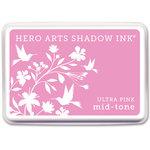 Hero Arts - Dye Ink Pad - Shadow Ink - Mid Tone - Ultra Pink