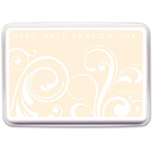 Hero Arts - Dye Ink Pad - Shadow Ink - Soft Vanilla