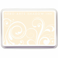 Hero Arts - Dye Ink Pad - Shadow Ink - Soft Vanilla