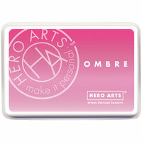 Hero Arts - Ombre Ink Pad - Pink to Red