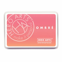 Hero Arts - Ombre Ink Pad - Light to Dark Peach