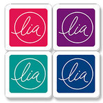 Hero Arts - Lia Griffith Collection - Ink Cubes Pack - Color Jewels