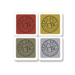 Hero Arts - Lia Griffith Collection - Hero Hues Metallic Cubes - 4 pack