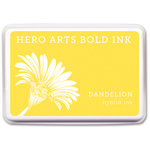 Hero Arts - Dye Ink Pad - Dandelion