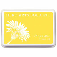 Hero Arts - Hybrid Ink Pad - Dandelion