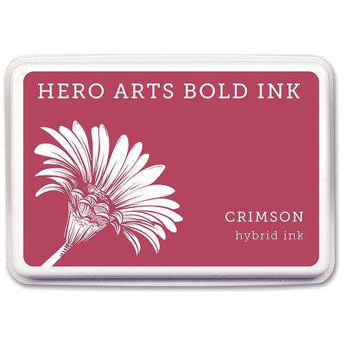 Hero Arts - Dye Ink Pad - Crimson