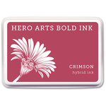 Hero Arts - Dye Ink Pad - Crimson