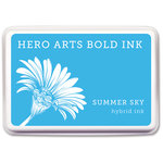 Hero Arts - Dye Ink Pad - Summer Sky