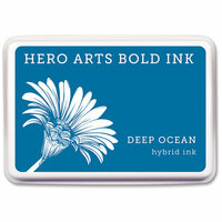 Hero Arts - Hybrid Ink Pad - Deep Ocean