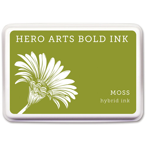 Hero Arts - Hybrid Ink Pad - Moss