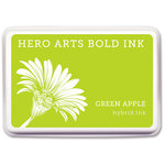 Hero Arts - Dye Ink Pad - Green Apple