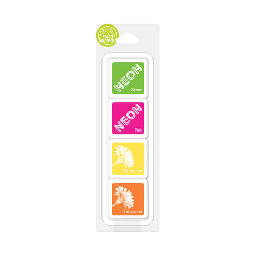Hero Arts - Ink Cubes Pack - Sally's Tropical Brights