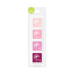 Hero Arts - Ink Cubes Pack - May's Shades of Pink
