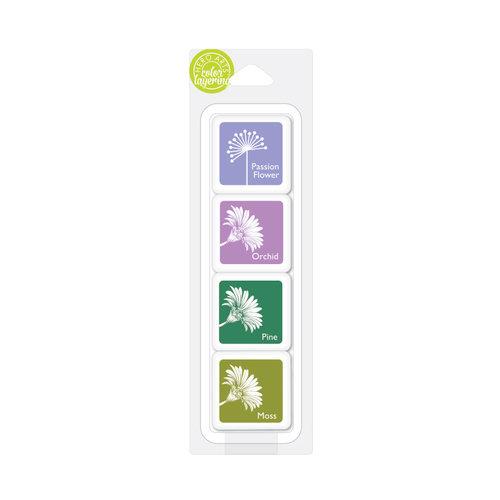 Hero Arts - Ink Cubes Pack - Libby's Purple Garden