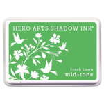 Hero Arts - Dye Ink Pad - Shadow Ink - Mid-Tone - Fresh Lawn
