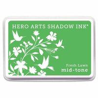 Hero Arts - Dye Ink Pad - Shadow Ink - Mid-Tone - Fresh Lawn
