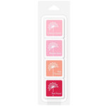 Hero Arts - Ink Cubes Pack - Rose Petals