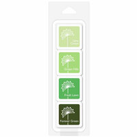 Hero Arts - Ink Cubes Pack - Fresh Foliage