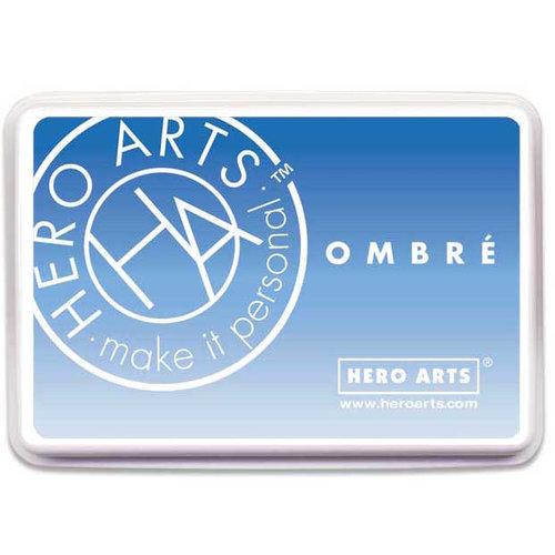 Hero Arts - Ombre Ink Pad - Soft Sky to Indigo