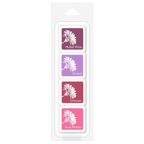 Hero Arts - Ink Cubes Pack - Bold - Flower Petal