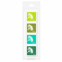 Hero Arts - Ink Cubes Pack - Bold - Rain Forest